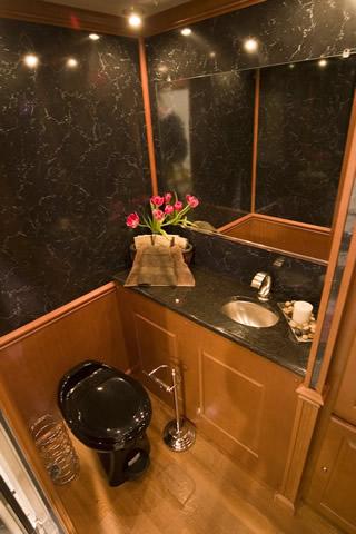 Porta lisa regal portable restroom rental archives for Bathroom trailer rental