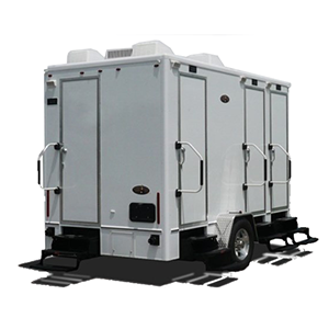 Springfield Peoria Illinois Portable Restroom Trailer Rental