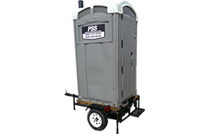 Portable Restroom on Wheels Rentals