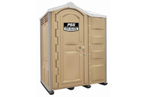 1.5 Portable Restroom Unit Rental